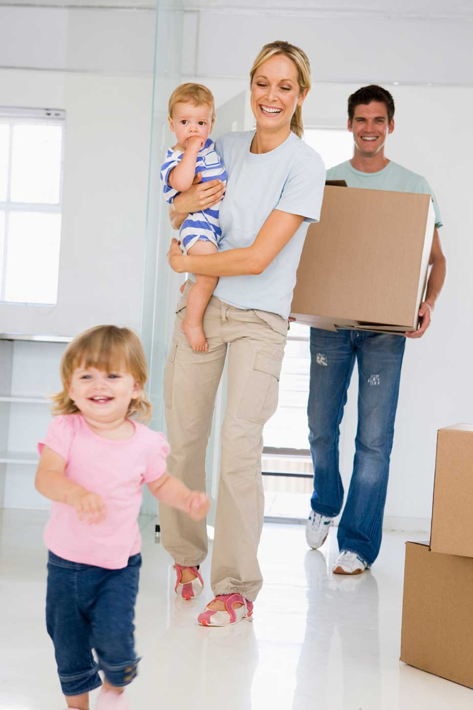 Moving Your Family